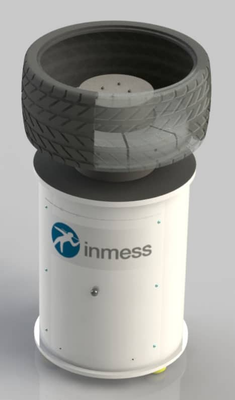 inmess Wulstkraft-Messmaschine von inmess
