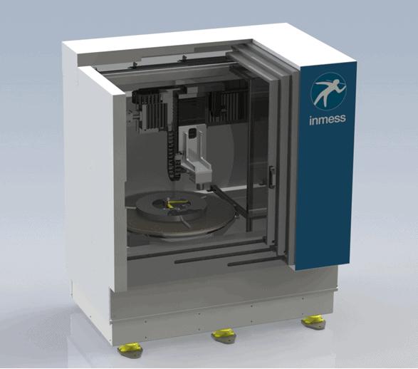 Reifenform-Messmaschine