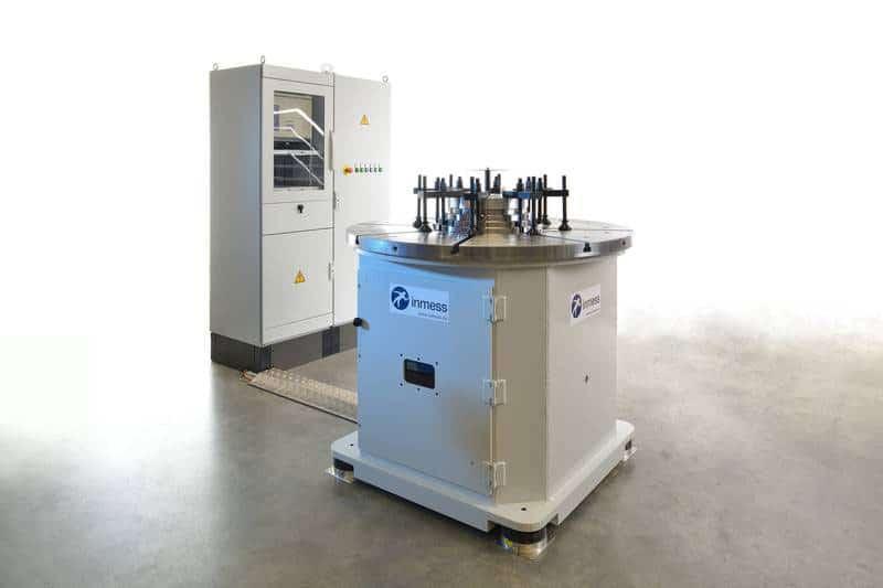 Biegeumlauf-Prüfmaschine (RBT)