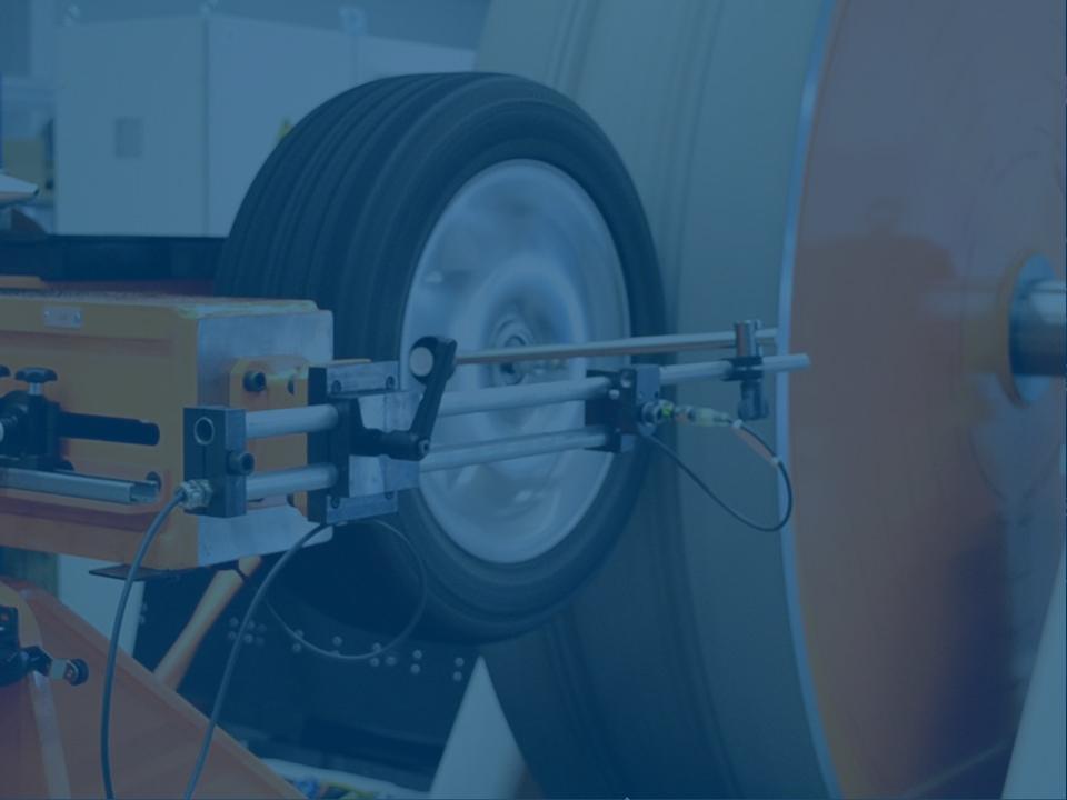 inmess Geschäftsfeld Messtechnik Kompletträder